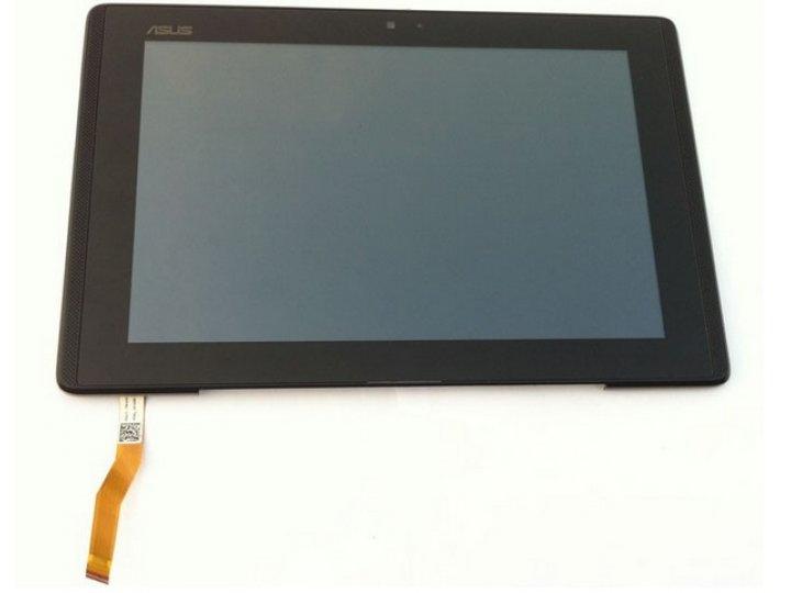 Lcd-жк-сенсорный дисплей-экран-стекло с тачскрином на планшета asus padfone 1 a66 черный и инструменты для вск..