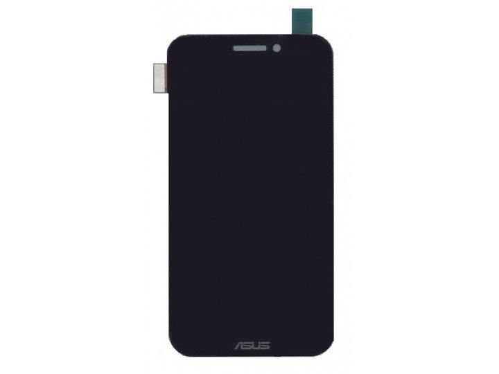 Lcd-жк-сенсорный дисплей-экран-стекло с тачскрином на телефон asus padfone 1 a66 черный и инструменты для вскр..