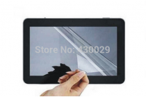 Фирменная защитная пленка для планшета (док станции) Asus Padfone S 5 PF500KL глянцевая