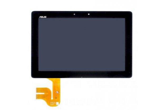 Lcd-жк-сенсорный дисплей-экран-стекло с тачскрином на планшет asus transformer pad infinity tf700t/tf700kl черный и инструменты для вскрытия + гарантия