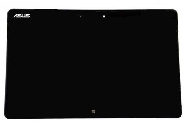 Lcd-жк-сенсорный дисплей-экран-стекло с тачскрином на планшета asus vivotab rt tf600t/tf600tg черный и инструменты для вскрытия + гарантия