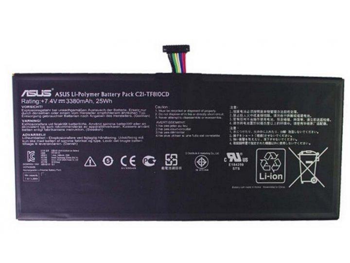 Аккумуляторная батарея 3380mah c21-tf810cd на планшет asus vivotab tf810c/tf810tg + инструменты для вскрытия +..