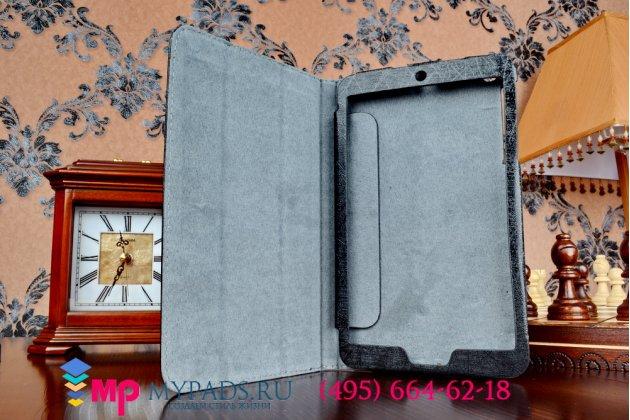 Чехол-футляр-книжка для asus vivotab 8 m81c черный