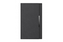 Фирменный оригинальный чехол-книжка Zen Clutch (Z380 Series) с подставкой и карманом для визитниц  для Asus Zenpad 8.0 Z380 Z380KL Z380C Z380KNL P024 черного цвета