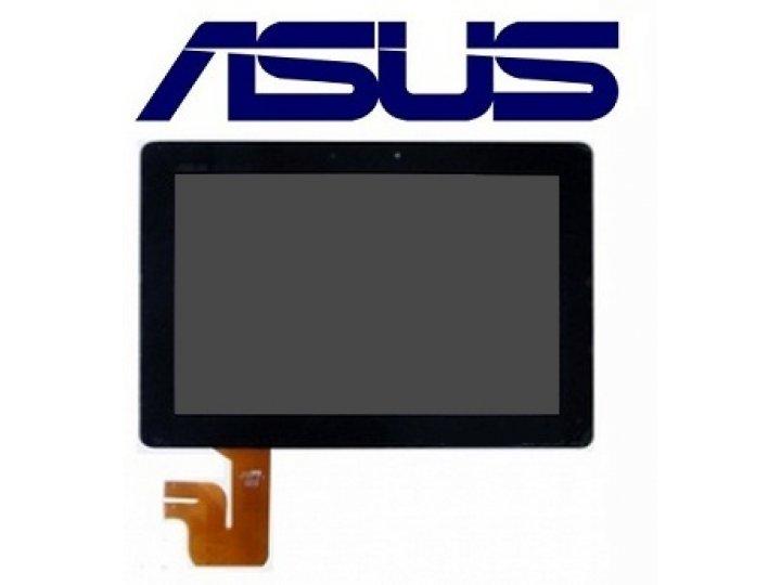 Lcd-жк-сенсорный дисплей-экран-стекло с тачскрином на планшет asus eee pad prime tf201/tf201g черный и инструм..