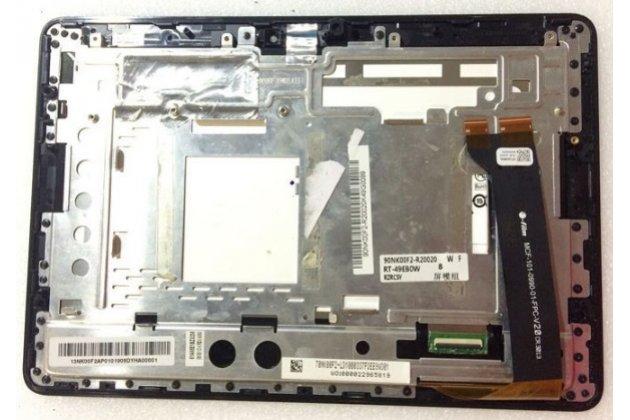 Lcd-жк-сенсорный дисплей-экран-стекло с тачскрином на планшет asus memo pad 10 me102a черный и инструменты для вскрытия + гарантия