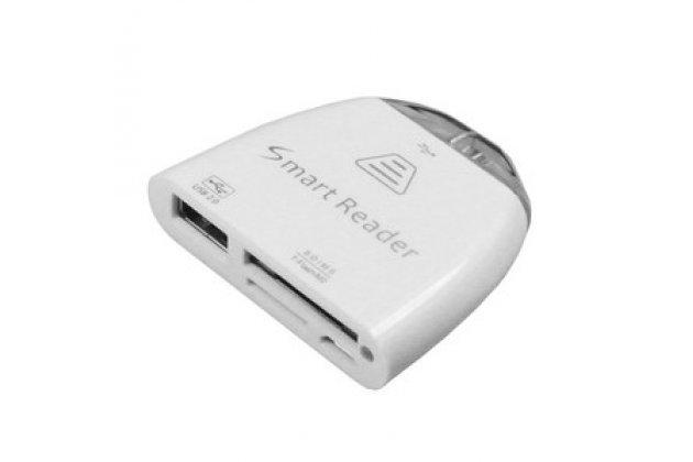 Usb-переходник + карт-ридер для asus memo pad 10 me102a