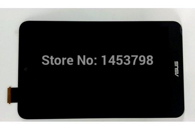 Lcd-жк-сенсорный дисплей-экран-стекло с тачскрином на планшета asus memo pad 8 me180a черный и инструменты для вскрытия + гарантия
