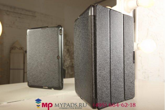 """Умный чехол самый тонкий в мире для asus transformer pad tf103cg """"il sottile черный пластиковый"""