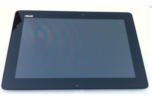 Lcd-жк-сенсорный дисплей-экран-стекло с тачскрином на планшет asus transformer pad tf300/tf300tg/tf300tl черный и инструменты для вскрытия + гарантия