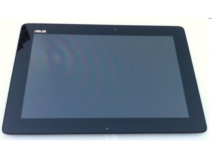 Lcd-жк-сенсорный дисплей-экран-стекло с тачскрином на планшет asus transformer pad tf300/tf300tg/tf300tl черны..