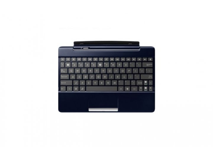 Съемная клавиатура/док-станция для планшета asus transformer pad tf300/tf300tg/tf300tl (90-ok0gdk100a0w) синег..