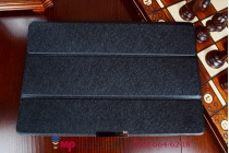 """Умный чехол самый тонкий в мире для asus transformer book t200ta """"il sottile"""" черный пластиковый"""