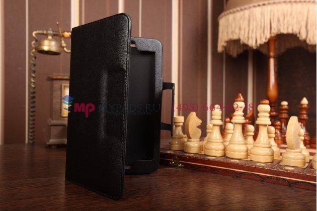 Чехол со съёмной bluetooth-клавиатурой для asus vivotab note 8 m80ta черный кожаный + гарантия