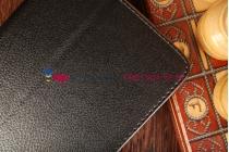 Фирменный чехол обложка для Asus Fonepad 7 FE375CG model K019 черный кожаный