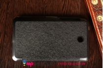 """Умный чехол самый тонкий в мире для asus fonepad 7 fe375cxg k019 """"il sottile черный пластиковый"""