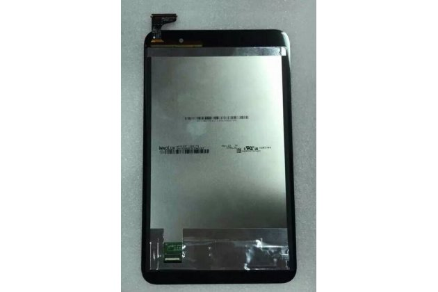 Lcd-жк-сенсорный дисплей-экран-стекло с тачскрином на планшет asus memo pad 7 hd me176cx черный и инструменты для вскрытия + гарантия