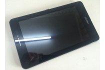 Фирменный LCD-ЖК-сенсорный дисплей-экран-стекло с тачскрином на планшет Asus Fonepad 7 Dual Sim ME175CG черный и инструменты для вскрытия + гарантия