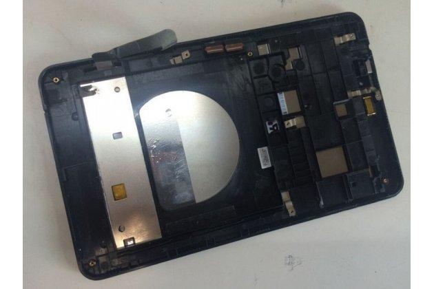 Lcd-жк-сенсорный дисплей-экран-стекло с тачскрином на планшет asus fonepad 7 dual sim me175cg черный и инструменты для вскрытия + гарантия