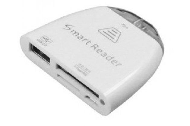 Usb-переходник + карт-ридер для asus memo pad 7 hd me176cx