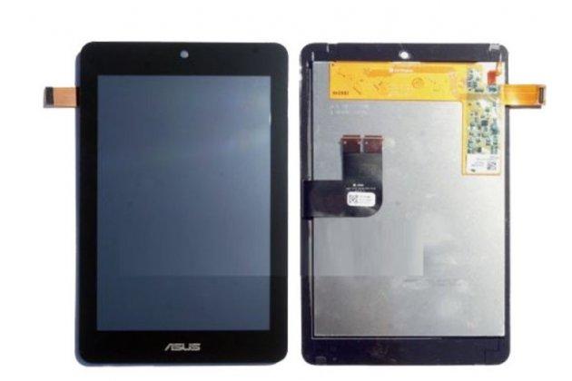 Lcd-жк-сенсорный дисплей-экран-стекло с тачскрином на планшет asus memo pad hd 7 me173mg/me173x черный и инструменты для вскрытия + гарантия