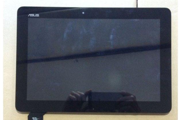 Lcd-жк-сенсорный дисплей-экран-стекло с тачскрином на планшета asus transformer pad tf103c/tf103cg черный и инструменты для вскрытия + гарантия