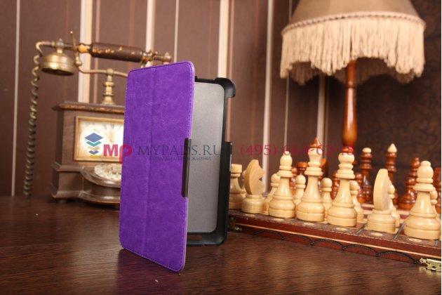 Чехол открытого типа без рамки окантовки для asus fonepad 7 me175cg dual sim model k00z фиолетовый