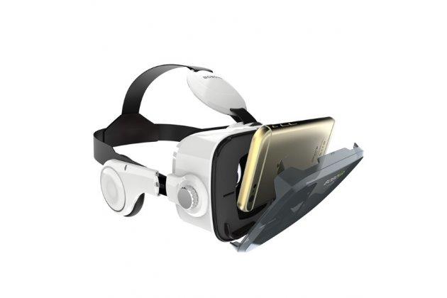 """Шлем виртуальной реальности/ 3d- очки/ vr- шлем bobovr z4 virtual reality 3d glasses со встроенными стерео-наушниками для телефонов 4.7""""-6.0"""" дюймов"""