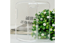 Задняя панель-крышка-накладка из тончайшего и прочного пластика для blackberry q10 прозрачная