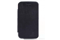 Умный тонкий чехол smart-case/smart-cover c функцией засыпания для blackberry q20 classic черный пластиковый