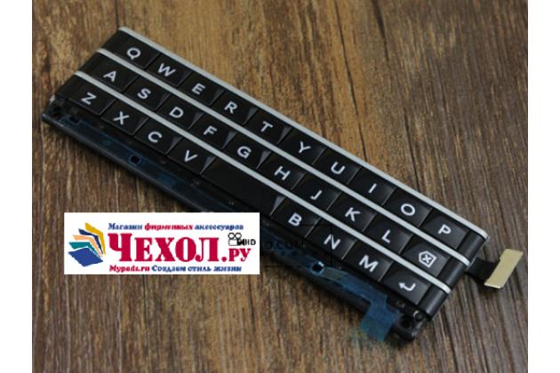 Клавиатура для замены родной на blackberry passport q30 (английский язык) черная