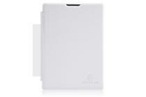 Умный тонкий чехол smart-case/smart-cover c функцией засыпания для blackberry passport q30 белый пластиковый