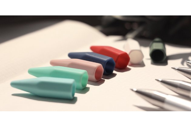 Защитный чехол-колпачек-пенал для стилуса apple pencil из импортного качественного силикона