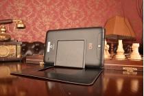 Чехол с вырезом под камеру для планшета asus fonepad 7 fe375cxg (k019) с дизайном smart cover ультратонкий и лёгкий. цвет в ассортименте