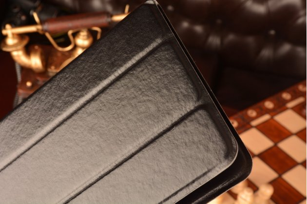 Чехол с вырезом под камеру для планшета lg g pad 4 (iv) 8.0 с дизайном smart cover ультратонкий и лёгкий. цвет в ассортименте
