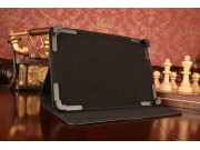 Чехол-обложка для планшета Archos97b Titanium с регулируемой подставкой и креплением на уголки..