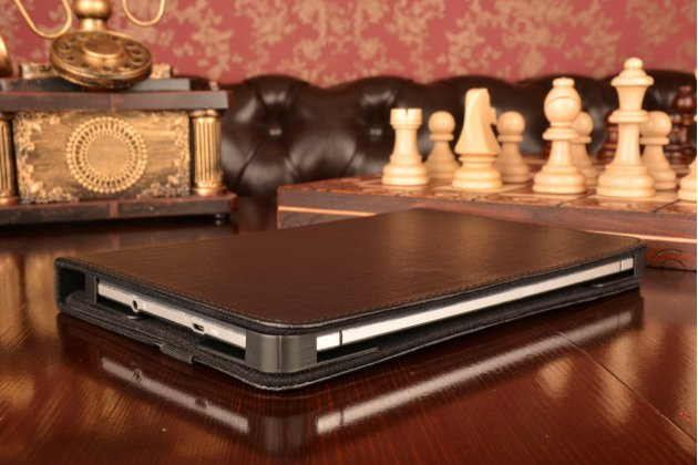 Чехол-обложка для планшета asus new transformer pad infinity tf701t с регулируемой подставкой и креплением на уголки