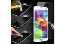 Фирменное защитное закалённое противоударное стекло премиум-класса из качественного японского материала с олеофобным покрытием для Huawei Mediapad X2 7.0