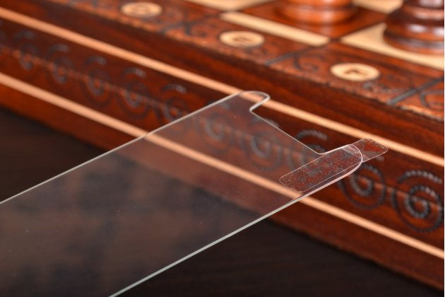 Защитное закалённое противоударное стекло премиум-класса с олеофобным покрытием совместимое и подходящее на телефон zte blade af3