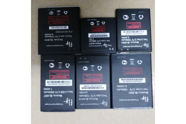 "Аккумуляторная батарея bl7205 3.7v 2000mah на телефон for fly iq4409 era life 4 quad"" + инструменты для вскрытия + гарантия"