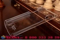 Задняя панель-крышка-накладка из тончайшего и прочного пластика для lg google nexus 5 d821 прозрачная