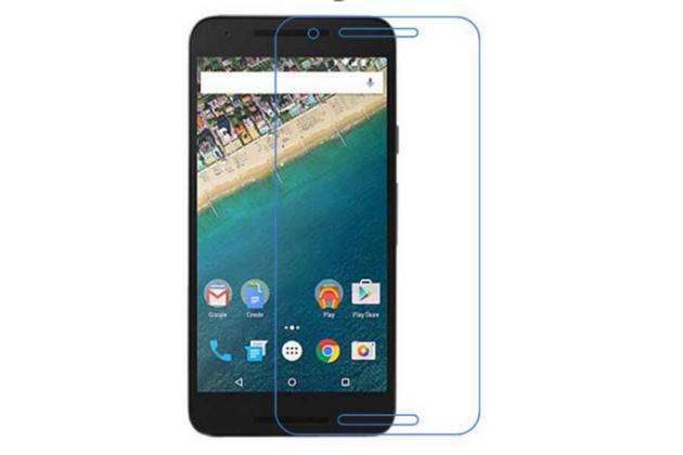 Защитная пленка для телефона lg google nexus 5x  глянцевая