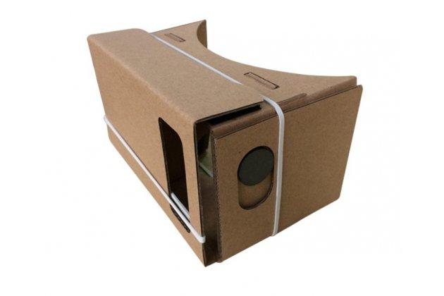 """Шлем виртуальной реальности/ 3d- очки/ vr- шлем google cardboard для телефонов 4.0""""-6.0"""" дюймов"""