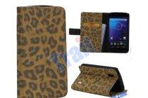 Чехол-защитный кожух для lg google nexus 4 e960 леопардовый коричневый