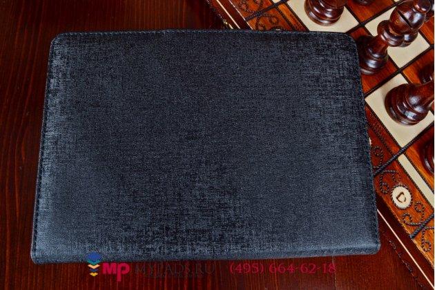 Чехол со съёмной bluetooth-клавиатурой для htc google nexus 9 черный кожаный + гарантия