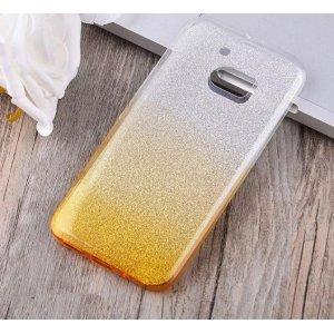"""Ультра-тонкая полимерная задняя панель-чехол-накладка из силикона для htc 10 / htc one m10 / lifestyle 10 5.2"""" прозрачная с эффектом песка"""