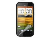 Фирменная оригинальная защитная пленка для телефона HTC Desire SV T326e глянцевая..