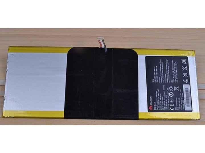 Аккумуляторная батарея  6400mah hb3x1 на планшет huawei mediapad 10 link s10-201 + инструменты для вскрытия + ..