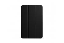 """Умный чехол-книжка самый тонкий в мире для lg g pad 2 10.1 (v940/ v935) """"il sottile"""" черный кожаный"""