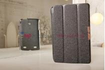 """Умный чехол самый тонкий в мире для lg g pad 7.0 v400 """"il sottile"""" черный пластиковый италия"""
